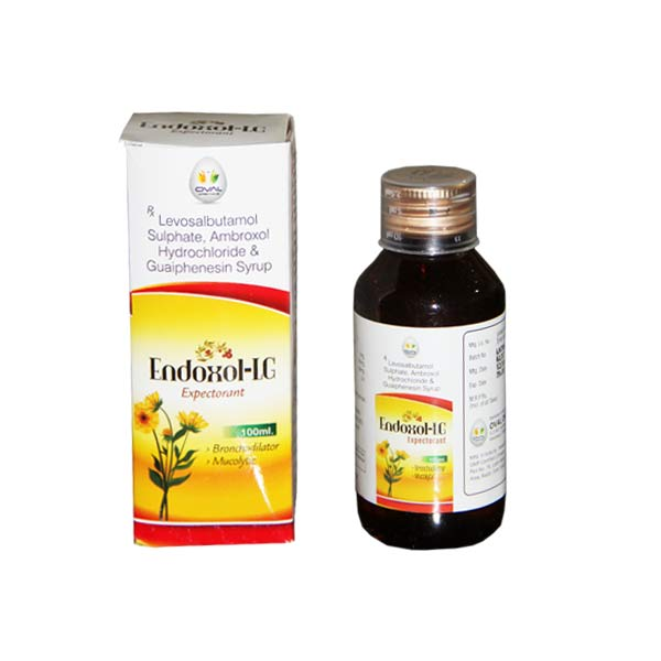 Third Party Manufacturing Of Ambroxol Hcl Levosalbutamol